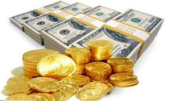گزارش «اقتصادنیوز» از بازار طلا و ارز؛ بازگشت دلار و سکه به مدار نزولی کمشیب