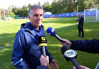 کیروش: تحریم تیم ملی توسط نایکی جنایت علیه فوتبال بود