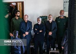 محل جدید برگزاری مراسم ترحیم پدر سردار سلیمانی اعلام شد + زمان