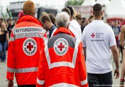 گفتوگو با صلیب سرخ آلمان: کمک در راه است؛ دلواپسان دخالت نکنند
