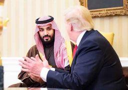شارژ روحی سعودی ها در کاخ سفید