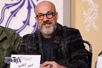 تیپ خاص «آقازاده» معروف در جشن حافظ + عکس