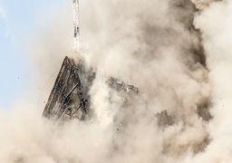 ارزیابی اولیه از علل فنی و ایمنی تخریب ساختمان پلاسکو