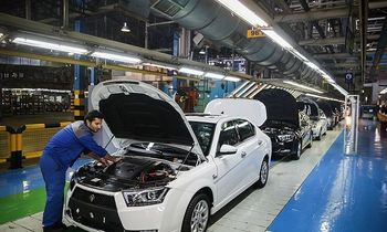 با تسهیلات ٣٠ هزار میلیارد تومانی تولید خودرو ادامه می یابد