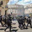 تصاویر اعتراضات علیه سیاستهای اقتصادی مکرون در فرانسه
