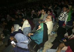 ابتکار: روحانی دستور بازگشایی ورزشگاه آزادی را صادر کرد