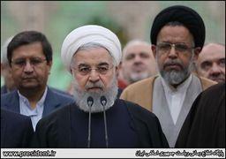 حسن روحانی برجام را با صلححدیبیه مقایسه کرد/ با بزرگترین فشار اقتصادی پس از انقلاب روبهرو هستیم