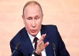 بیتفاوت پوتین نسبت به سقوط قیمت نفت