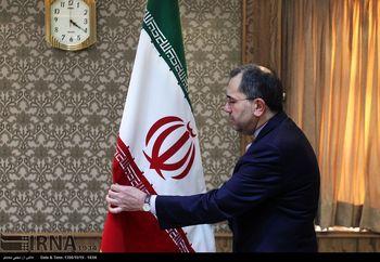 سفیر ایران در نیویورک با گوترش دیدار کرد+عکس