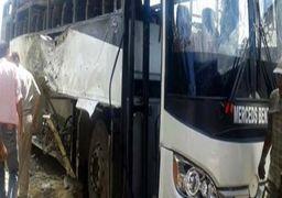 7 کشته در حمله مسلحانه به اتوبوس قبطیان مصر