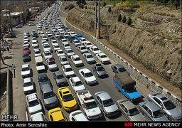 ترافیک گلوی کرج را می فشارد