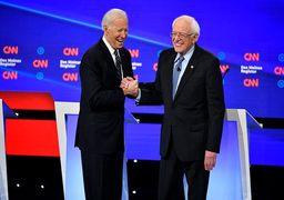 سبقت «برنی سندرز» از «جو بایدن» در نظرسنجی CNN