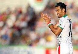 ورزش محبوب رضا قوچان نژاد بعد از فوتبال +عکس