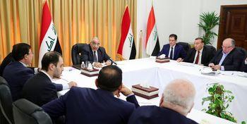 فرمان بازداشت 200 مسئول عراقی از جمله وزرا و نمایندگان
