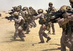 وزیر دفاع قطر : علیه ما اعلام جنگ کرده اند