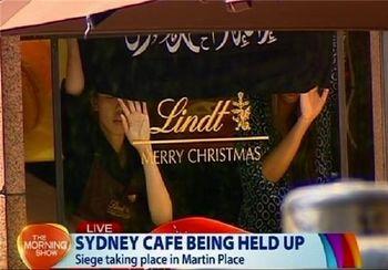 گروگانگیری در سیدنی و سوءاستفاده رانندگان تاکسی از یک برنامه همراه