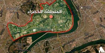 یک حمله موشکی دیگر به بغداد