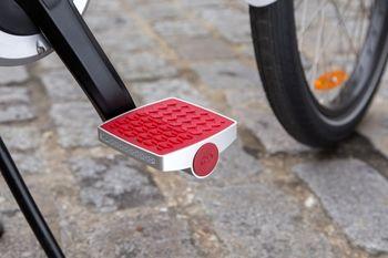 پدال هوشمند برای دوچرخه