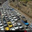 جاده هراز و فیروزکوه باز شدند