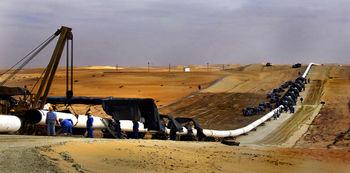 ذخیره سازی گاز در کویر