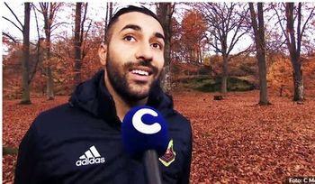 سامان قدوس تیم ملی را امیدوار کرد
