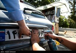 کاهش شدید شماره گذاری خودروهای داخلی