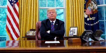 ترامپ پس از ادعای تقلب بایدن، توپ را به زمین دیوان عالی انداخت!