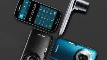عکاسی حرفه ای را با Galaxy K zoom  تجربه کنید