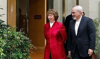 دیدار ظریف و اشتون در ششمین روز مذاکرات