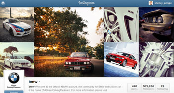 کدام خودروها در اینستاگرام محبوبترند؟ +عکس