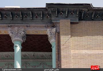 نما به نمای خانه سوگلی ناصرالدین شاه (گزارش تصویری)