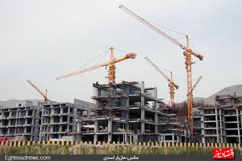 تعداد وامهای ساخت مسکن 20 درصد کاهش یافت