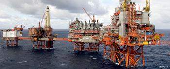 آغاز تولید نفت در میدان نفتی برینهیلد سوئد