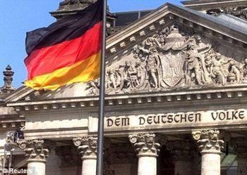 رشد حداقلی اقتصاد آلمان در سهماهه چهارم 2015