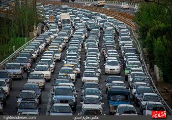 بهبود اندک وضعیت ترافیکی ایران