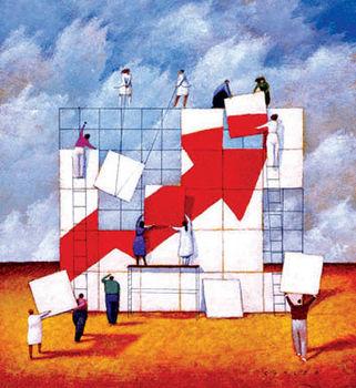 امیدها و بیم های تجاری در بازار سهام