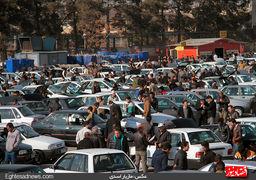 آخرین تحولات بازار خودروی تهران؛ سمند به 55 میلیون تومان رسید+جدول قیمت