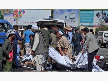نتیجه حملات روز انتخابات افغانستان؛ 40 کشته و 200 زخمی