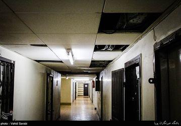 ساختمان آلومینیوم در وضعیت هشدار