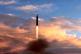 فیلم آزمایش موفقیت آمیز موشک بالستیک خرمشهر
