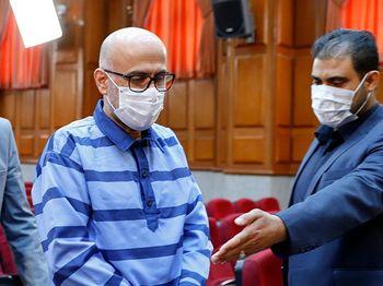 چهارمین جلسه رسیدگی به اتهامات اکبر طبری آغاز شد