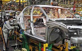 روند غیر قابل قبول داخلی سازی خودروها