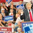 آیاعقب ماندن ترامپ در نظرسنجیهای ملی، برای او ناامیدکننده است؟