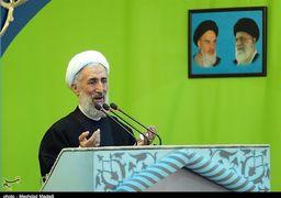 امام جمعه تهران: با شمشیر حقی که به دست رئیسی است باید با فساد برخورد شود