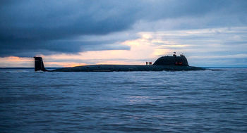 2 زیردریایی سری نیروی دریایی روسیه