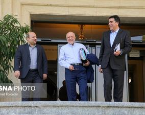 گزارش تصویری جلسه امروز هیئت دولت