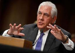 سی ان ان : شاید به جای اسد، تیلرسون مجبور به استعفا شود