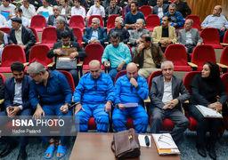 گزارش تصویری نخستین جلسه علنی رسیدگی به پرونده «پرهام آزادشهر»