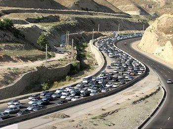 محدودیتهای ترافیکی جادهها تا روز جمعه