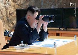 اولین دیدار چهره به چهره رهبران 2 کره